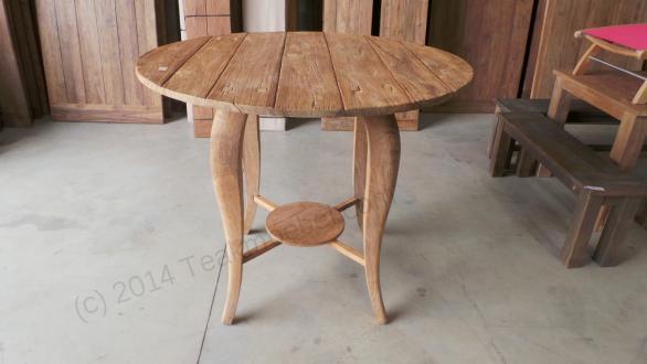 Okrągły stolik barowy 130cm